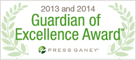 Guardian of Excellence Award: 2013